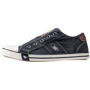 Mustang 1099-401-9 laceless black
