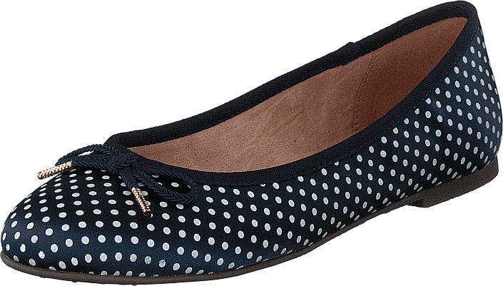 Tamaris 1-22142-22 Navy Dots