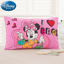Load image into Gallery viewer, 100% COTTON Disney Kids Pillowcase Cushion Cover - PAIR (2 Pieces)