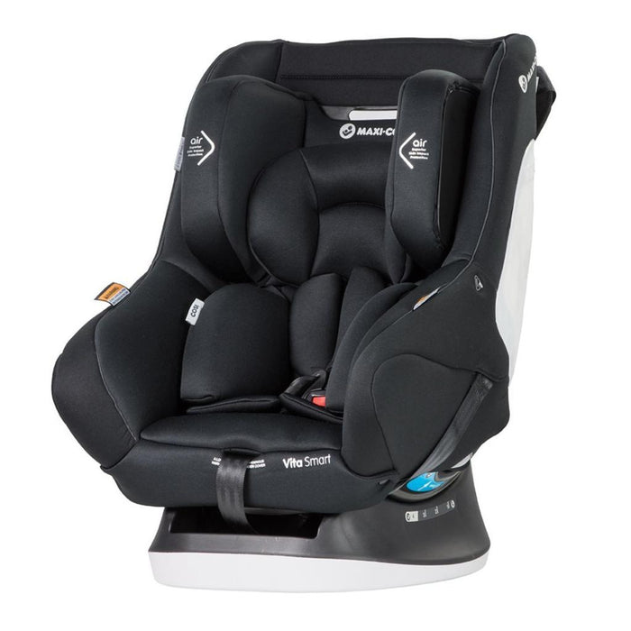 Maxi Cosi Vita Smart Convertible Car Seat Jet Black - PRE ORDER MID MAY