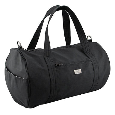 ISOKI Kingston Duffle Bag Nylon Black