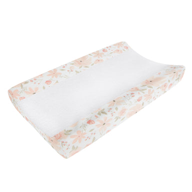 Living Textiles Change Pad Cover Floral