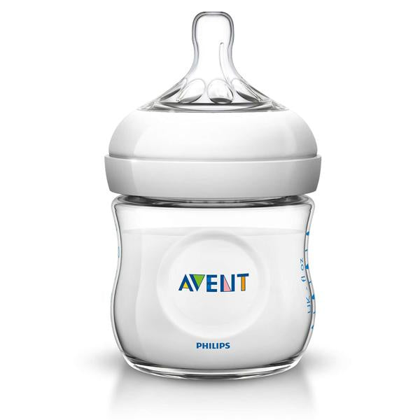 Avent Natural 125ml Feeding Bottle