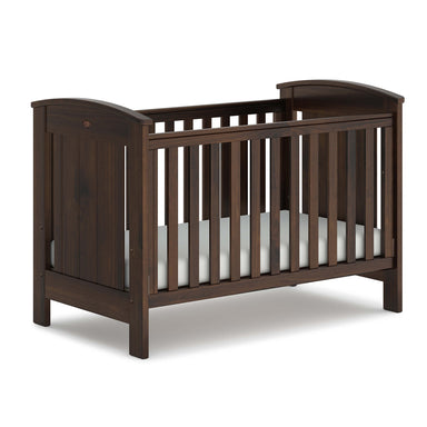 Boori Casa Cot Bed Coffee Bio