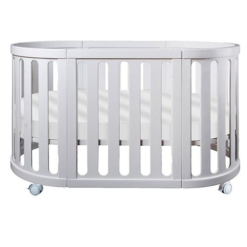 Cocoon Nest Cot White