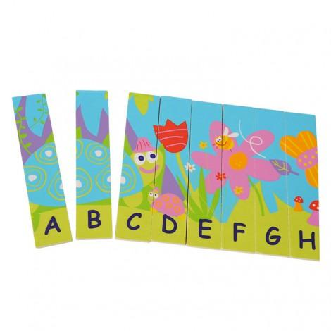 Boikido Double Sided Alphabet Puzzle CLEARANCE