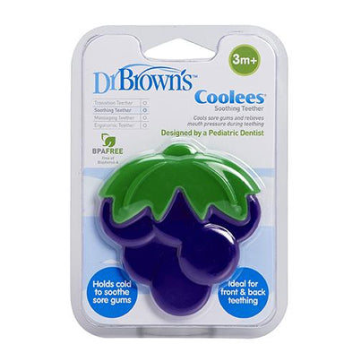 Dr Browns Coolees Teether Grape