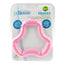 Dr Browns Flexees A shaped Teether Pink