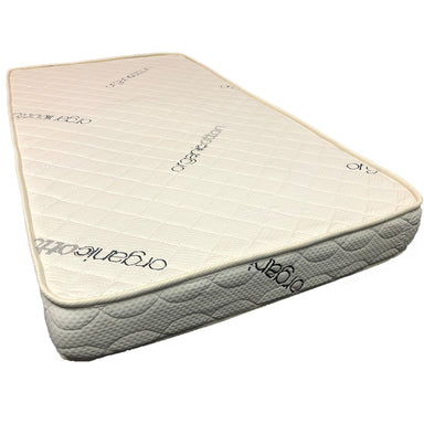 Spinal Support Micro Pocket Organic Mattress 1310 x 760