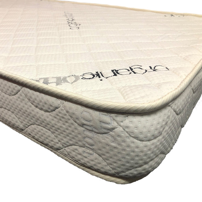 Spinal Support Micro Pocket Organic Mattress 1320 x 700