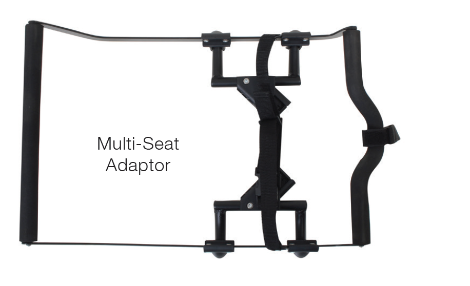 Valco Baby Snap Duo Twin Multi Seat Capsule Adaptor Set For Britax