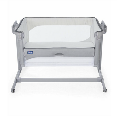 Chicco Crib - Next To Me Magic Cool Grey