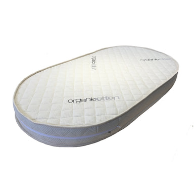 Spinal Support Organic High Density Foam Leander Cot Mattress
