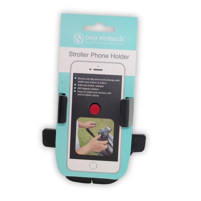 Two Nomads Stroller Phone Holder