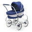 Valco Baby Princess Dolls Pram Navy