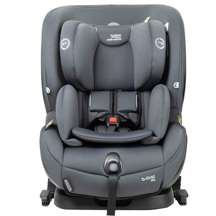 Britax Safe-N-Sound B First iFix Convertible Car Seat Charcoal
