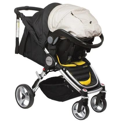 Britax Steelcraft Agile Click & Go Unity Receiver