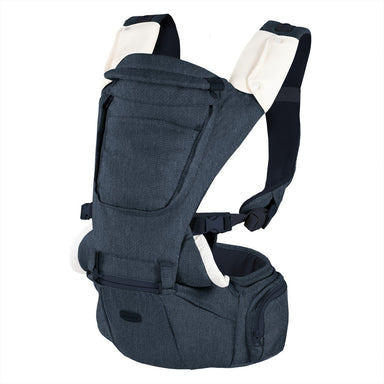 Chicco 3 in 1 Hip Seat Carrier Denim Navy Blue