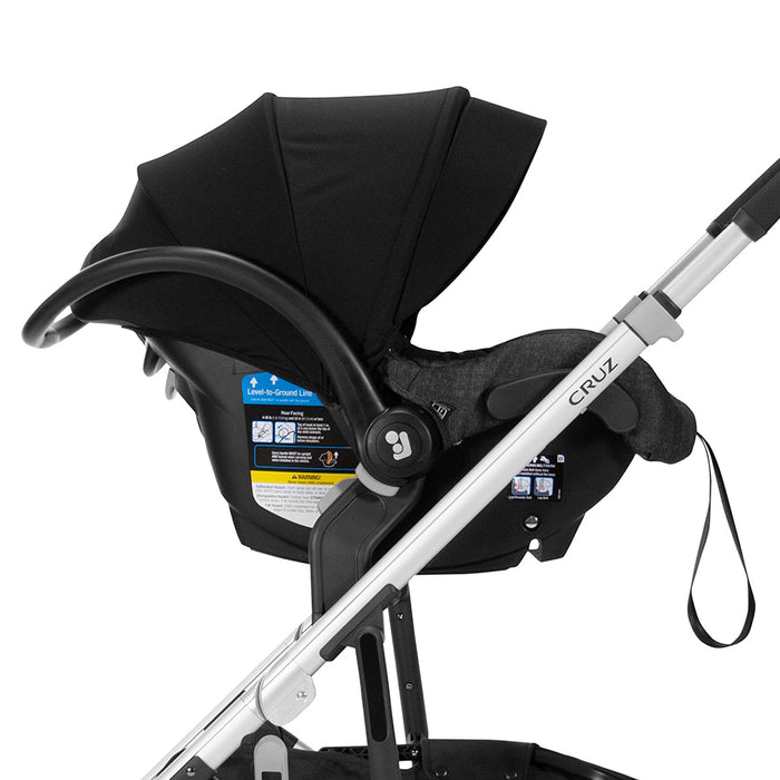 UPPAbaby Vista/Cruz Maxi Cosi Adapter with Extenders