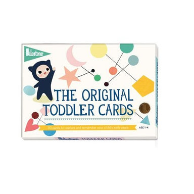 Milestone Toddler Cards - CLEARANCE