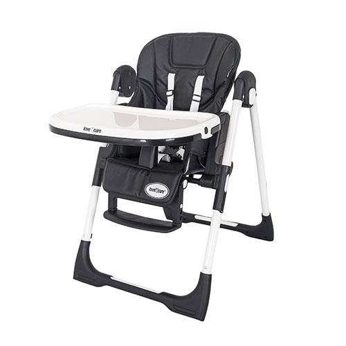 Love N Care Montana Highchair Black - PRE ORDER LATE MAY