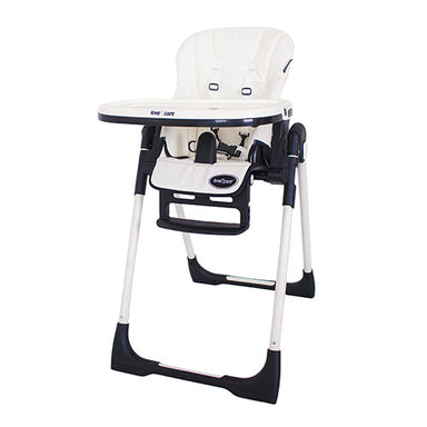 Love N Care Montana Highchair White - PRE ORDER LATE MAY