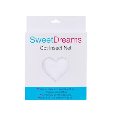 Sweet Dreams Cot Insect Net