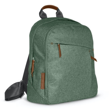 UPPAbaby Changing Backpack Green Melange (Emmett) - PRE ORDER MID MAY