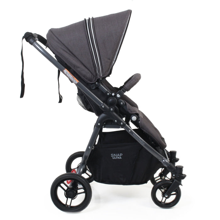 Valco Baby Snap Ultra Tailormade Charcoal