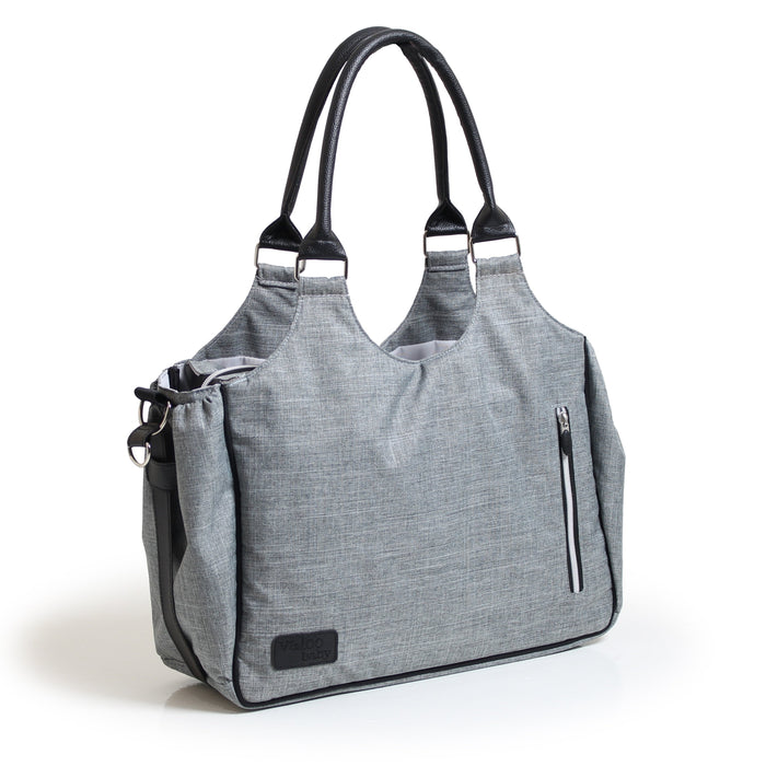 Valco Baby Mothers Nappy Bag Grey Marle
