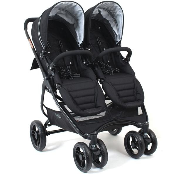 Valco Baby Snap Ultra Duo Coal Black