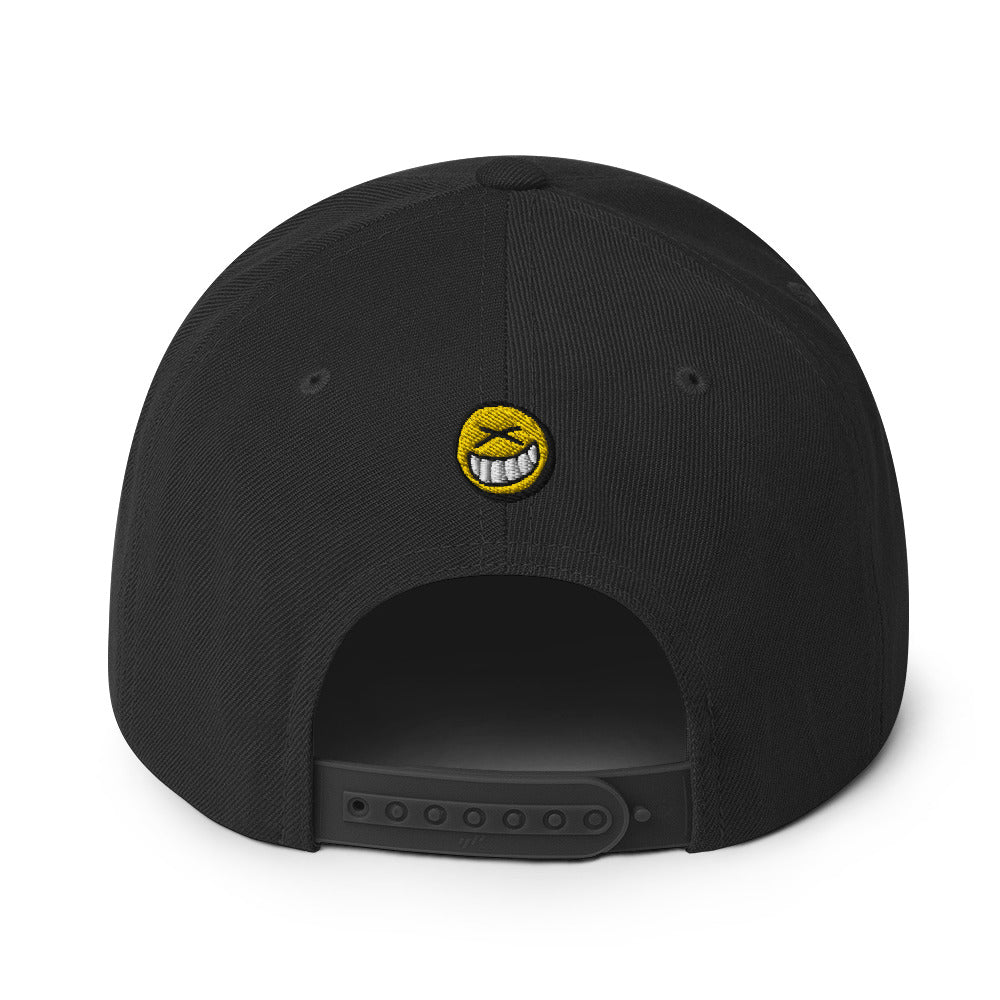 Friends Happy Snapback Hat