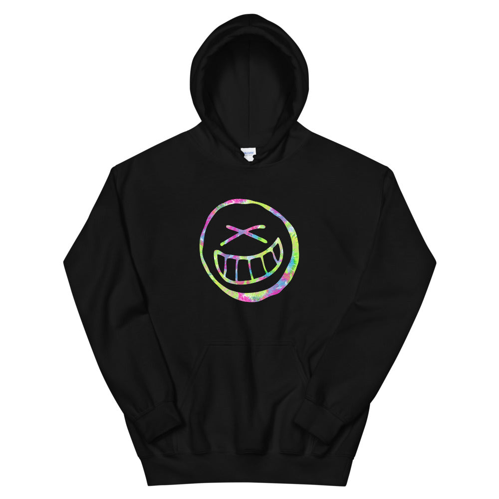 Smiley Colorful Hoodie