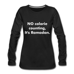 Load image into Gallery viewer, Women's Premium Long Sleeve T-Shirt - black