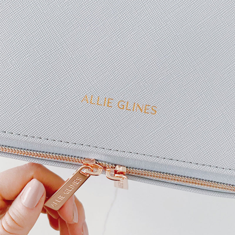 Gray Allie Glines Full Bag Collection