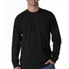 Black Long Sleeve T-Shirt (5.4-oz.)