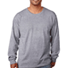 Dark Ash Long Sleeve T-Shirt (5.4-oz.)