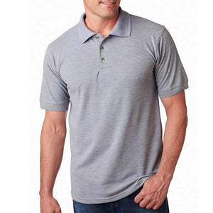 USA-Made Cotton Pique Polo (6.2-oz.)