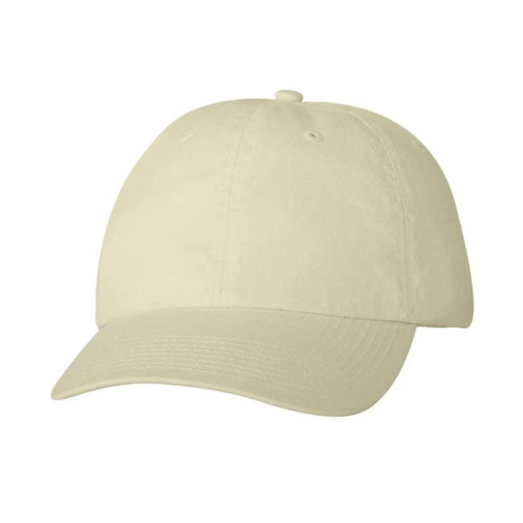 USA Made Stone Unstructured Washed Twill Cap