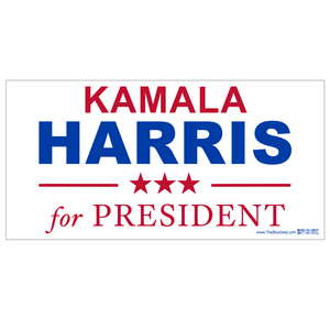 Kamala Harris for President Bumper Sticker