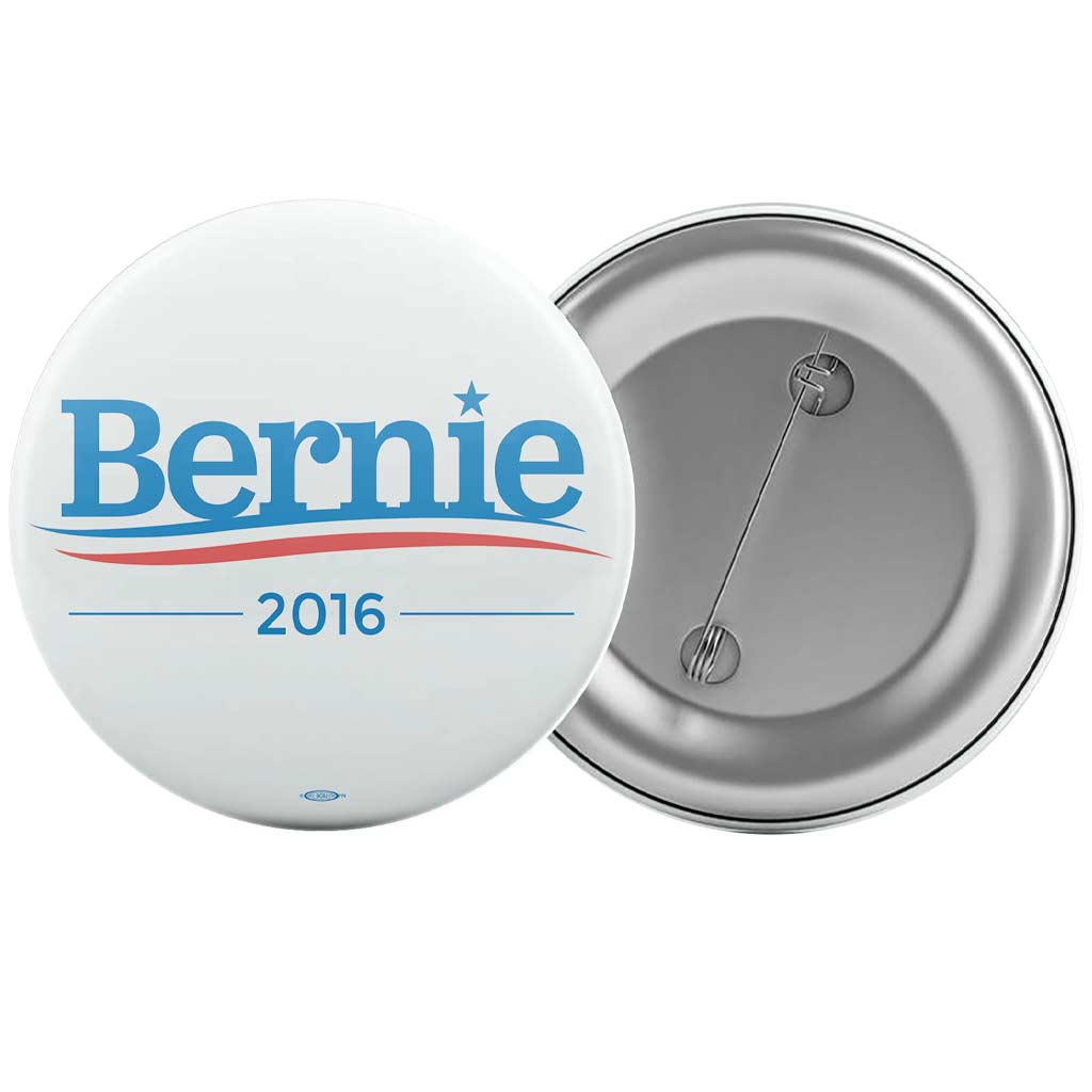"Bernie Sanders for President Campaign Button (2.25"")"