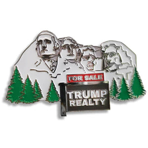 America For Sale Lapel Pin
