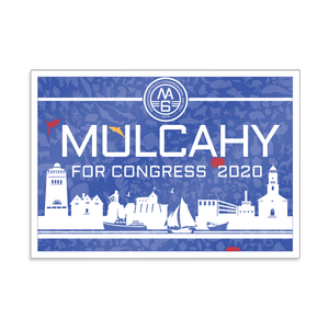 "Union Printed Custom Full Color Campaign Rally Signs (11"" x 17"")"