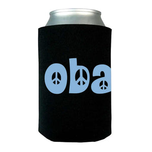 Obama Peace Sign Can Cooler