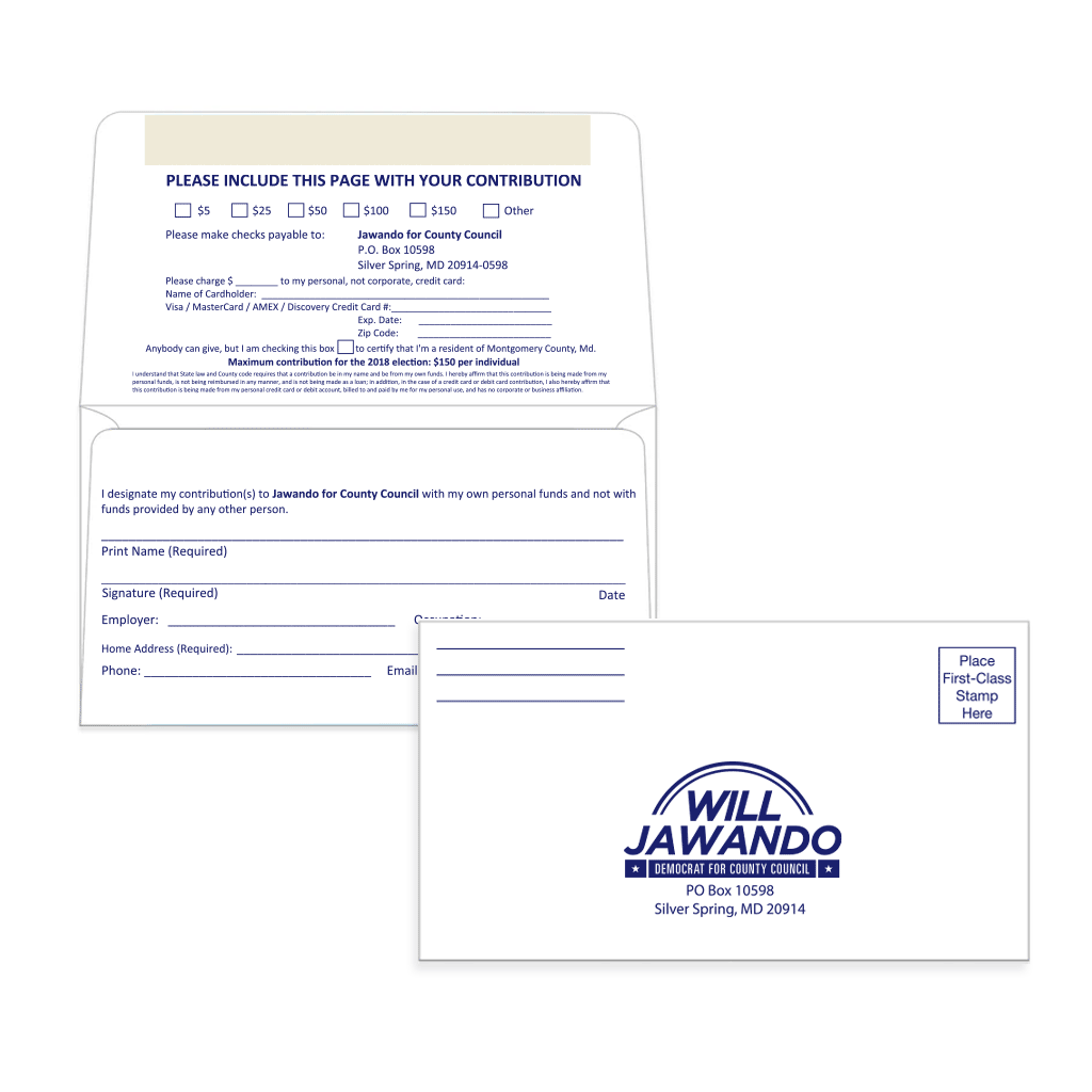 Union Printed Remit Envelopes