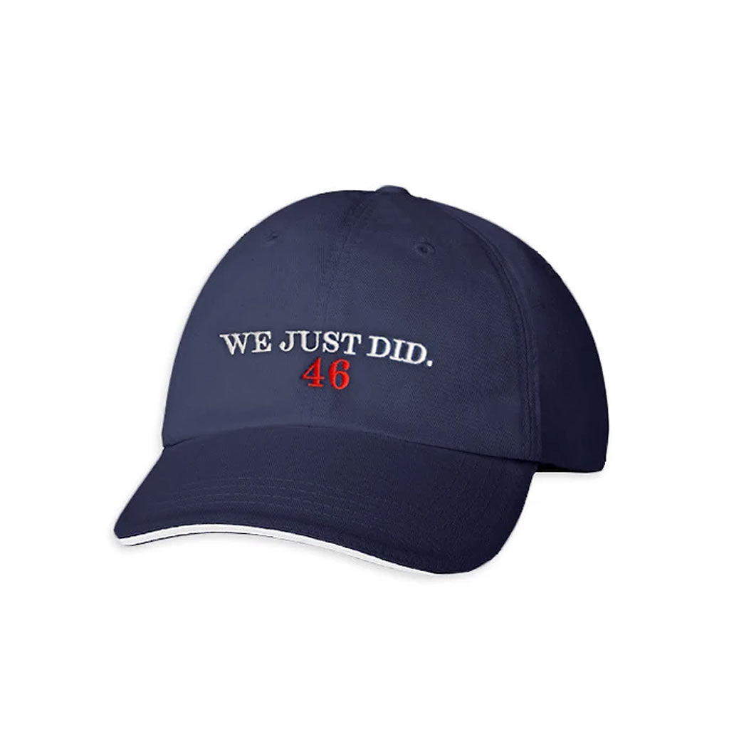 Biden We Just Did 46 Baseball Cap