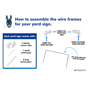 Wire Frame Assembly Instructions