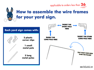 Frame Assembly Instructions