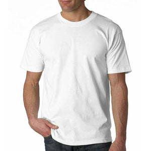 White Union-Made Short Sleeve T-Shirt (6.1-oz.)