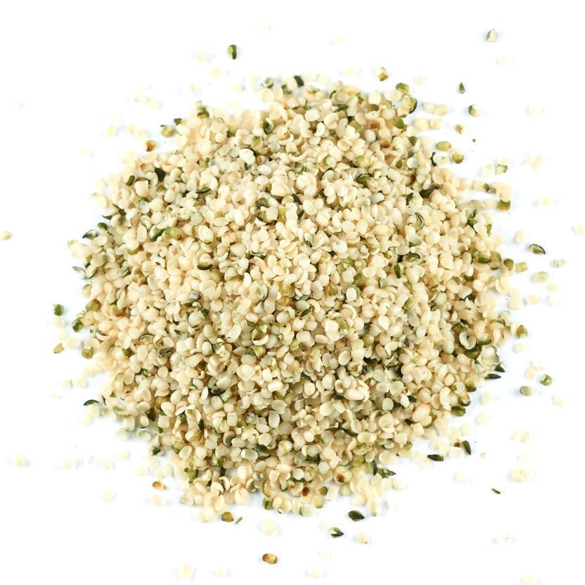All Natural Food's Organic Hemp Seeds